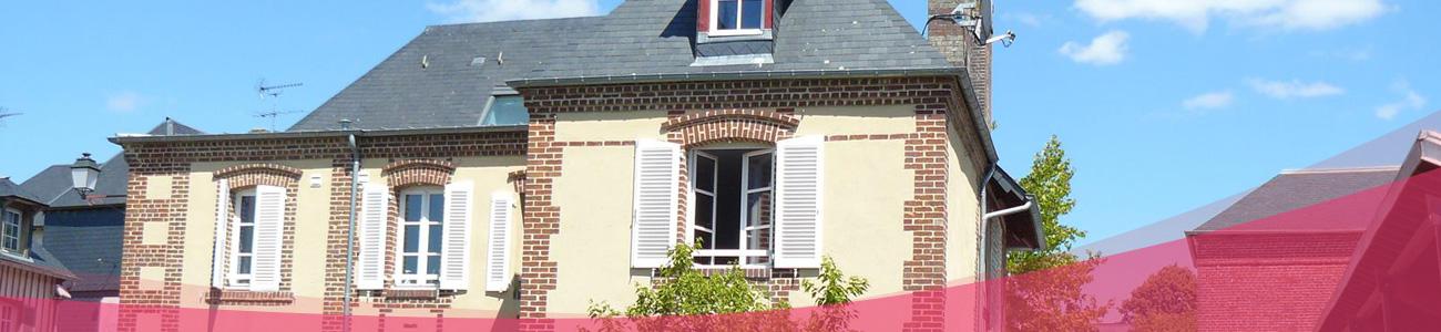 Mairie Le Breuil-en-Auge