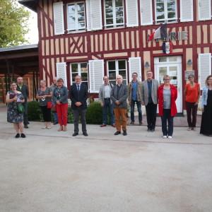Installation du conseil municipal et élection du maire et des adjoints